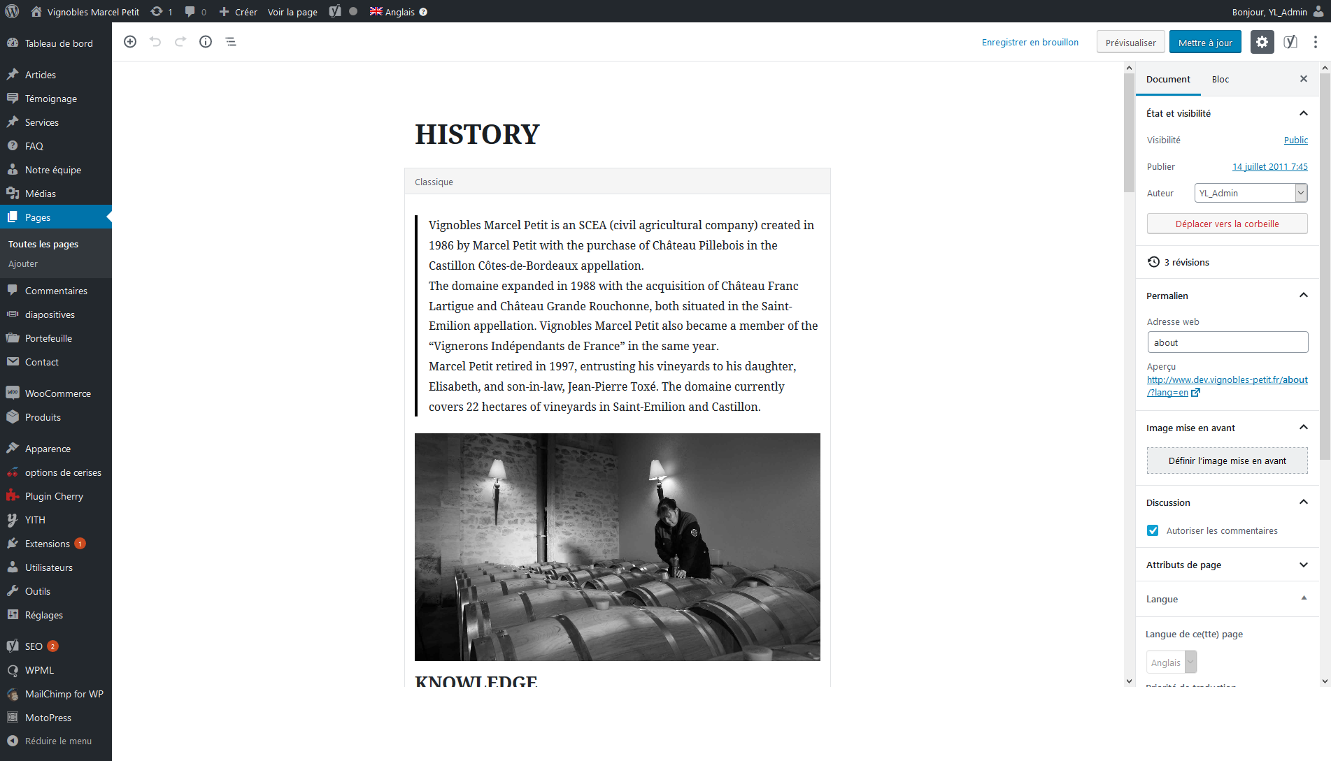 Screenshot_2019-04-22 Modifier la page ‹ Vignobles Marcel Petit — WordPress.png