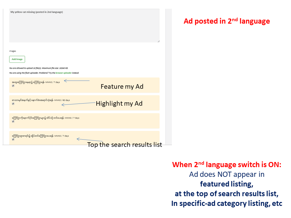 Testing the effect of 4 addons on ads posted in 2 different languages.PNG