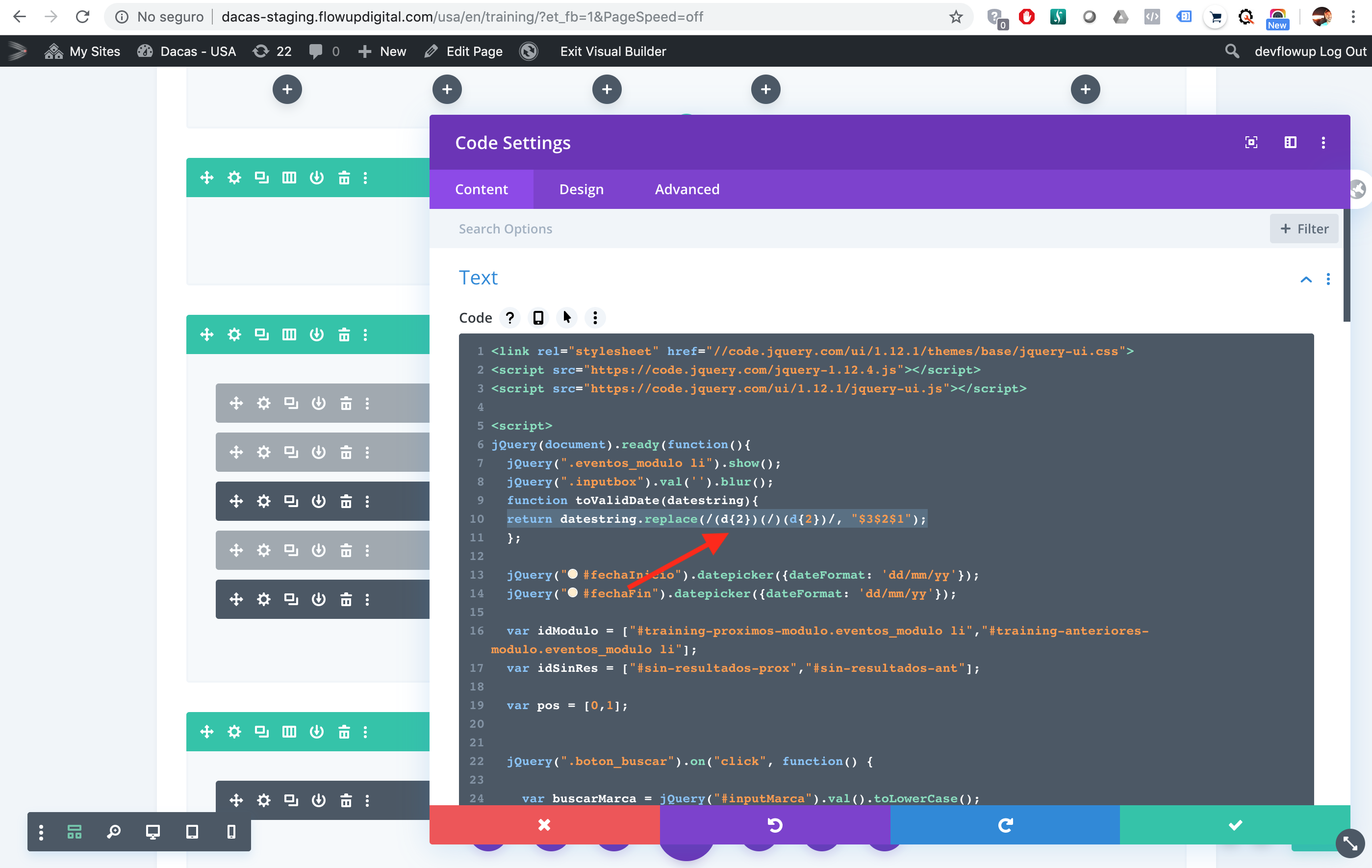 Divi Editor - Code Module editor - English page.png