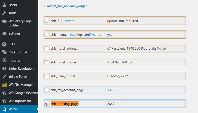 SohoHotel Booking Page Option.PNG